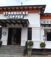 Starbucks Gedung Filateli