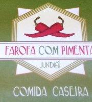 Restaurante Farofa Com Pimenta