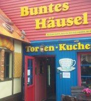 Cafe und Eisdiele Buntes Hausel