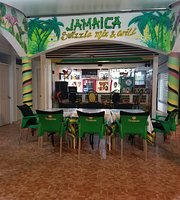 Jamaica Swizzle Mix & Grill International