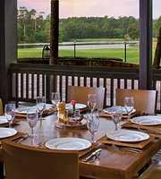 The Woodlands Dining Room At Resort