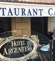 Il Ristorante Argentina