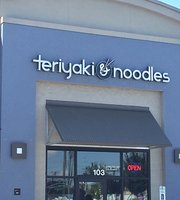 Teriyaki & Noodles