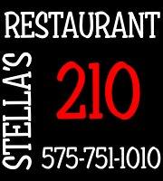 Stella's Restaurant 210