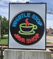 Whistle Stop Java Shop