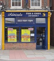 Admirals Fish And Chips And Kebabs