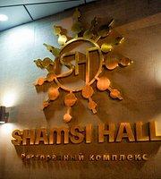Shamsi Hall