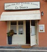 Osteria dei Nobili Santi La Frasca