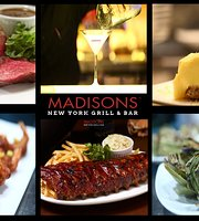 MADISONS New York Grill & Bar - USA