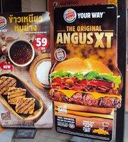 Burger King - Hua Hin