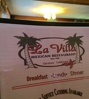La Villa Mexican Food Restaurant