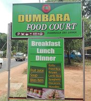 DUMBARA Food Court
