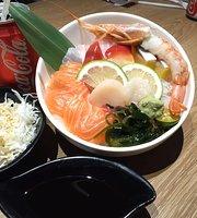 Teishoku 8 Sushi Express