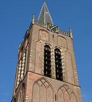 Grote Kerk en Wijkertoren