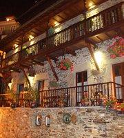 Restaurante del Hotel La Casona de Pio