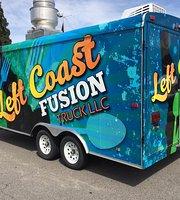 Left Coast Fusion Truck