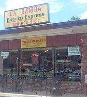 La Bamba Burrito Express