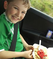 The Happy Camper Glenveagh