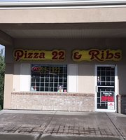 Pizza 22 & Ribs