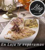 Aleg Café Restaurante