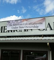 The American Cafe of Lafayette