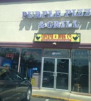 Purple Pizza and Grill