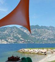 Beach Bar Paragliding Malcesine