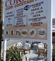 Corner Cafe Bar Cocktail