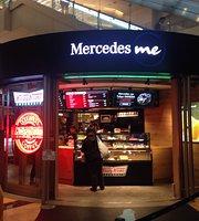 Krispy Kreme Mercedes me Tokyo HANEDA