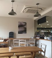 The Courtyard Cafe, Hampstead Norreys