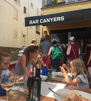 bar canyers