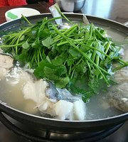 Saeng Spicy Cod Soup Water Bear Stew