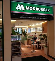 Mos Burger Central World