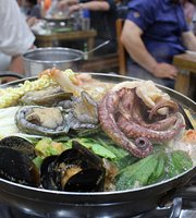 Ilchulbong Deunggyeong Stone Restaurant