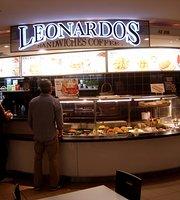 Leonardo's sandwiches
