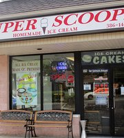 Super Scoops Ice Cream