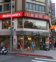 McDonald's Minquan East Road
