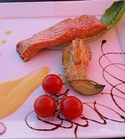 Restaurant of Baltic Hotel Promenaadi