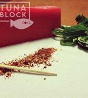 Tuna Block Poke