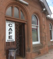 Station cafe Dumfries