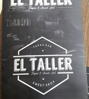 "EL TALLER ""Tapas Bar & Sweet Shop"""