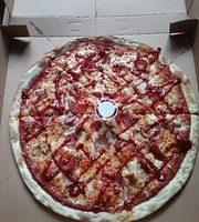 Cherry Box Pizza