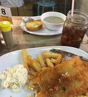 Mr Fish & Chips at Cafe Wok Inn