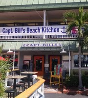 ‪Captain Bill's Beach Kitchen‬