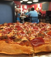 Fox Den pizza