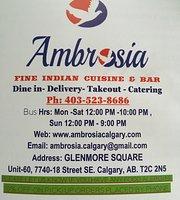 Ambrosia Fine Indian Cuisine