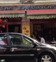 Cesar Sandwich