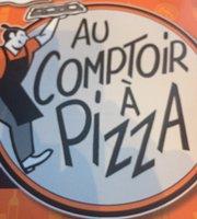 Au Comptoir à Pizza