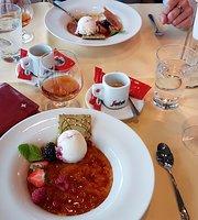 Gunnewig Restaurant Top 180 by Centro im Rheinturm Dusseldorf