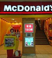 マクドナルド Jr水戸駅店